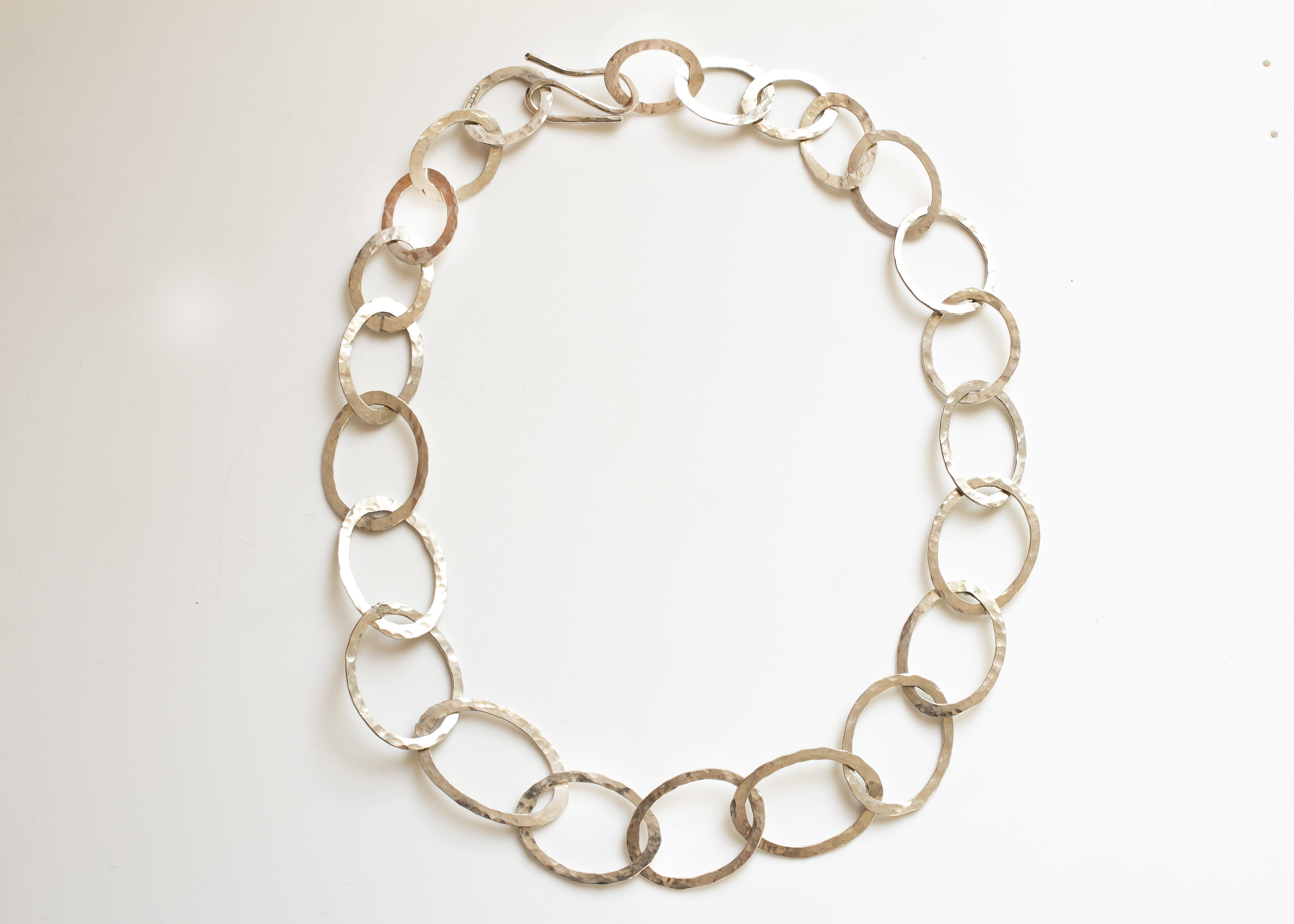 chain short oval