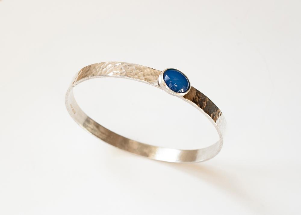 bangle blue stone 2