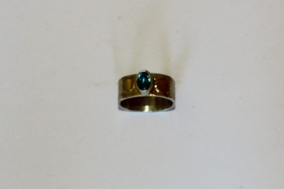 ring etched gold bt2