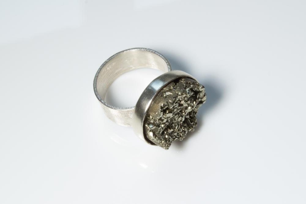 pyrite round 3