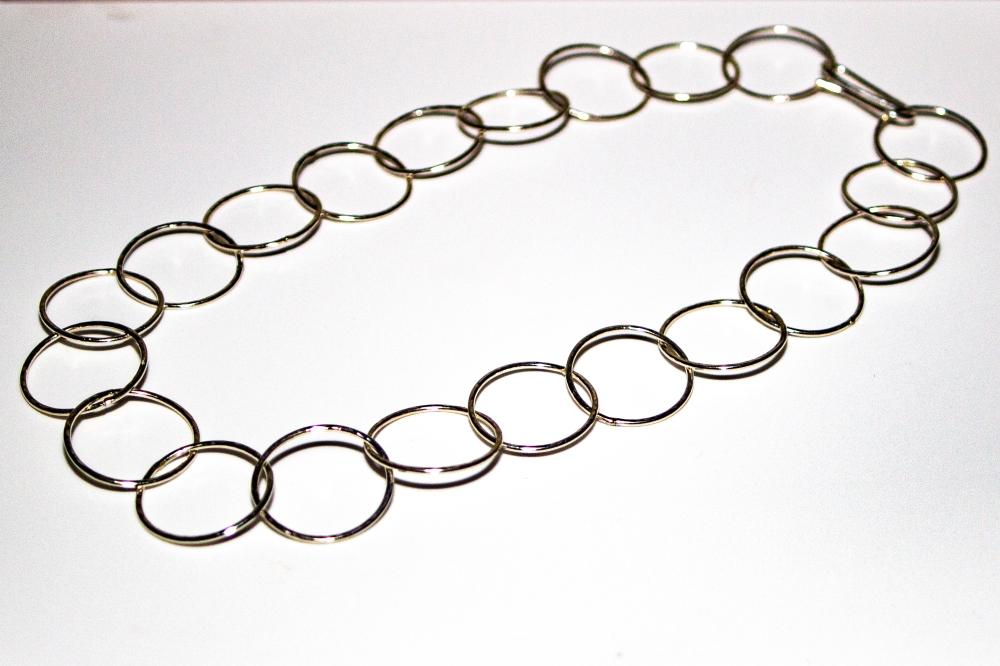 chain big round short