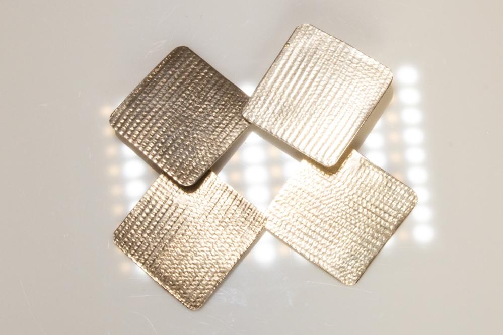earrings 2 square