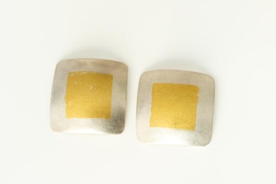 earrings square KB1