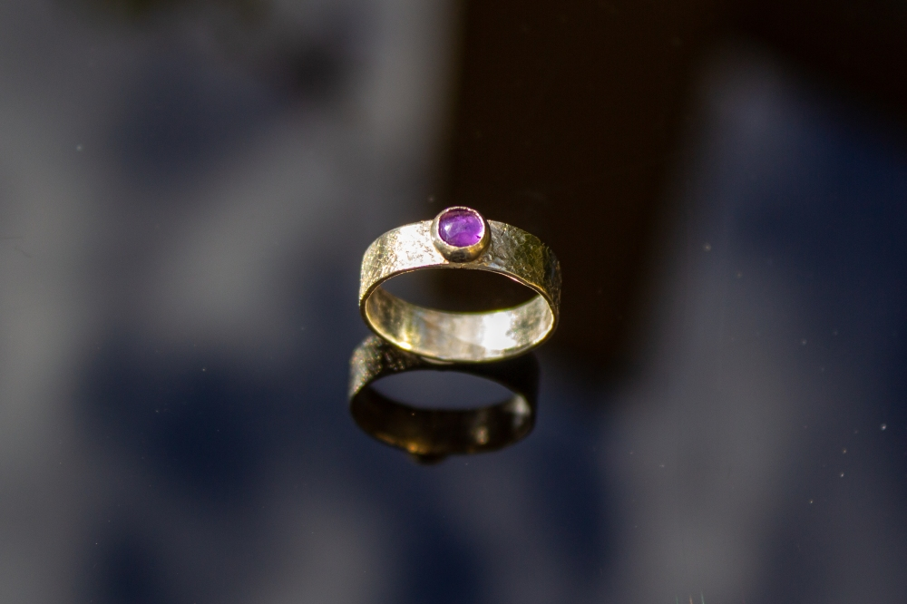 ring amethyst small 3