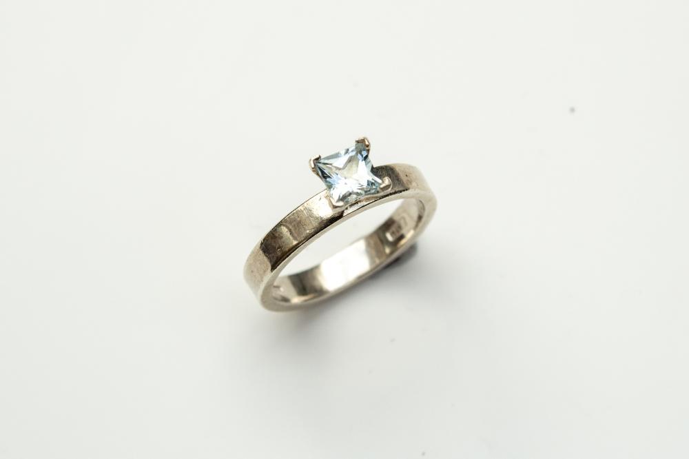 ring aquamarine 3