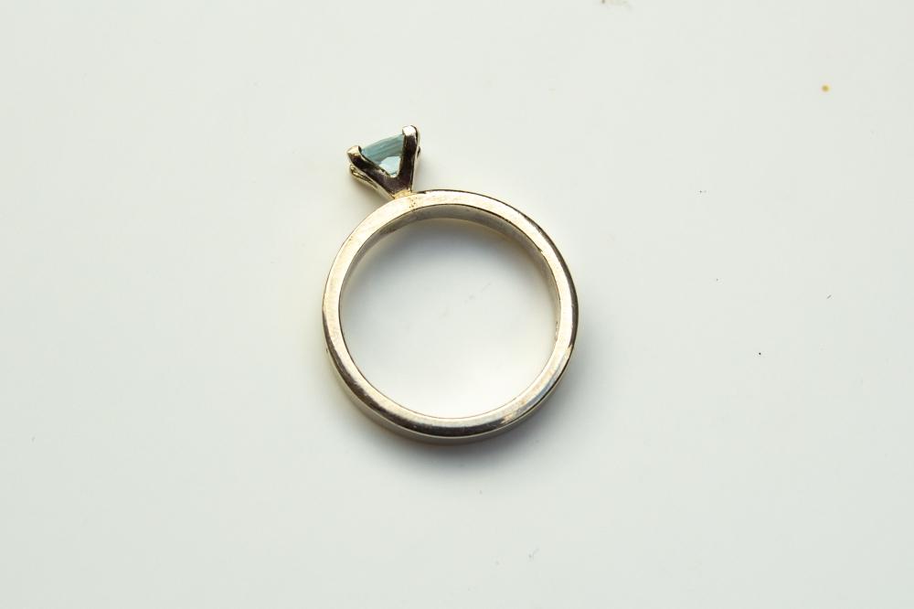ring aquamarine 5