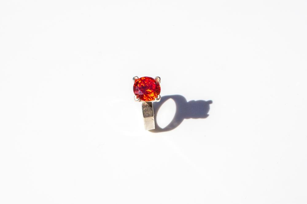 ring fiery orange 4
