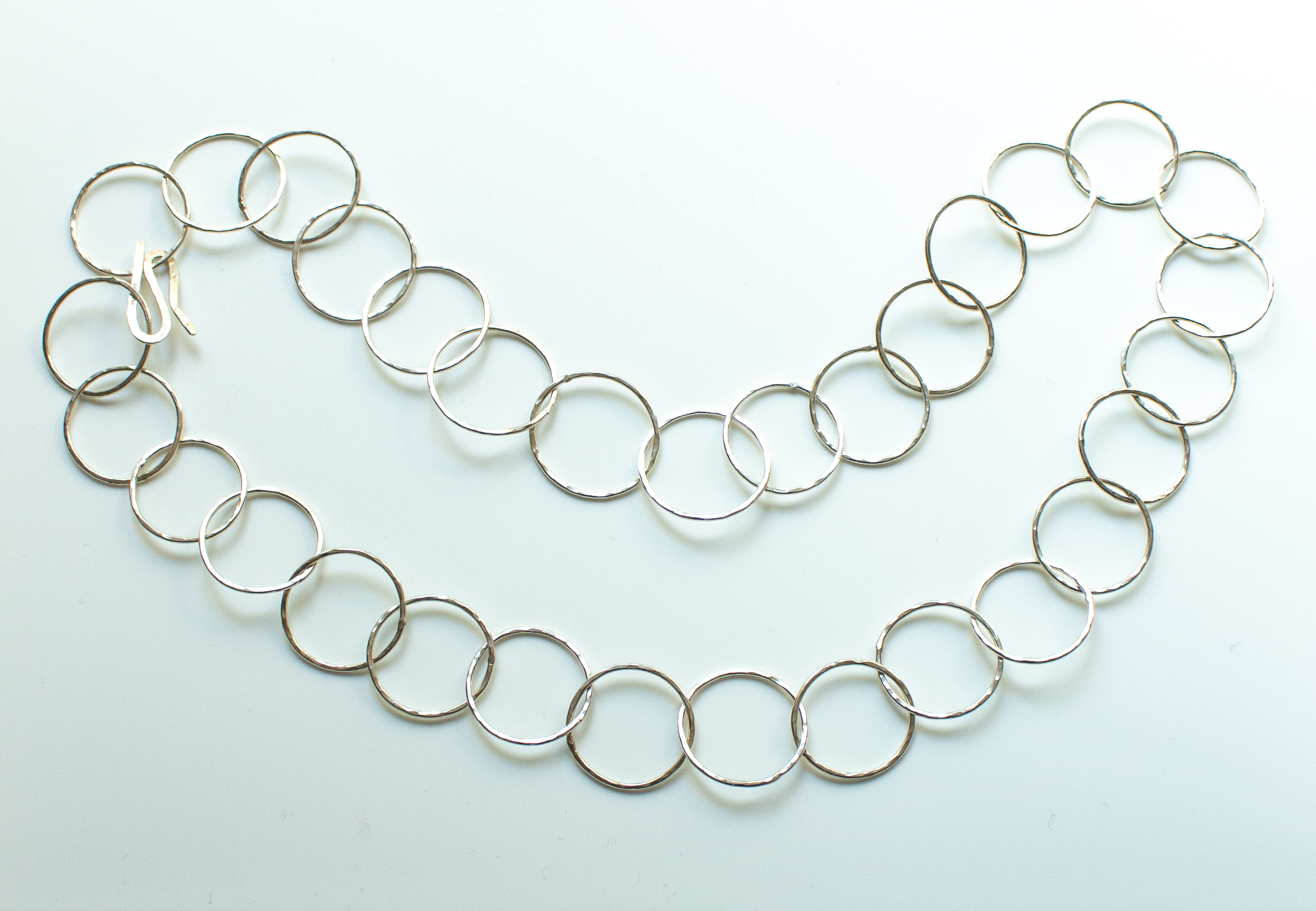 chain bing round long