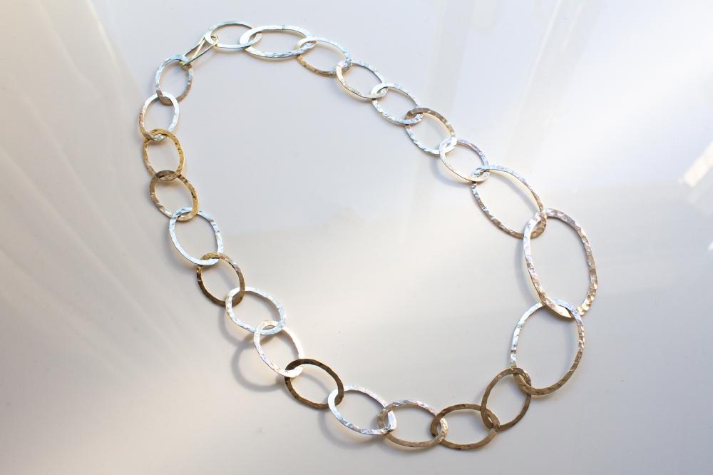 chain long mixed
