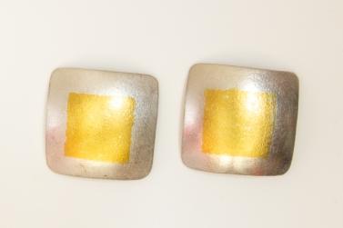 earrings square KB 1