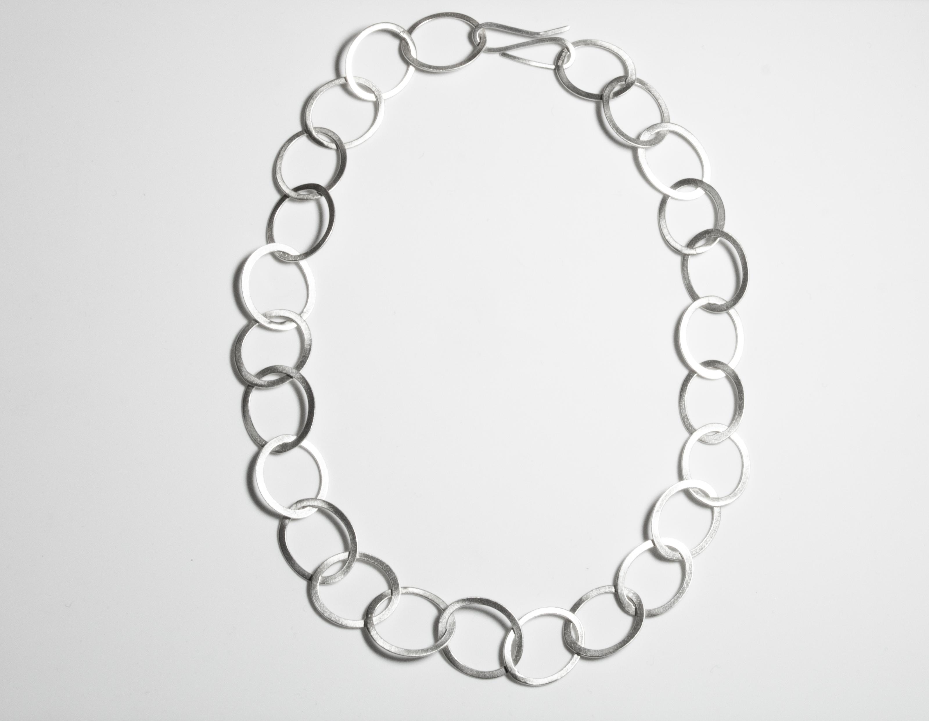 necklace matt short
