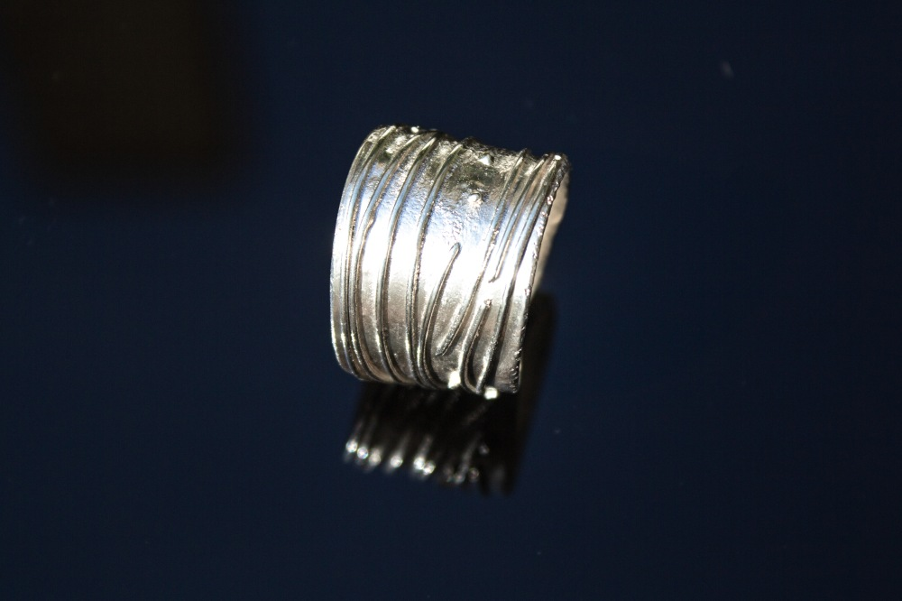 ring free form 3 blk