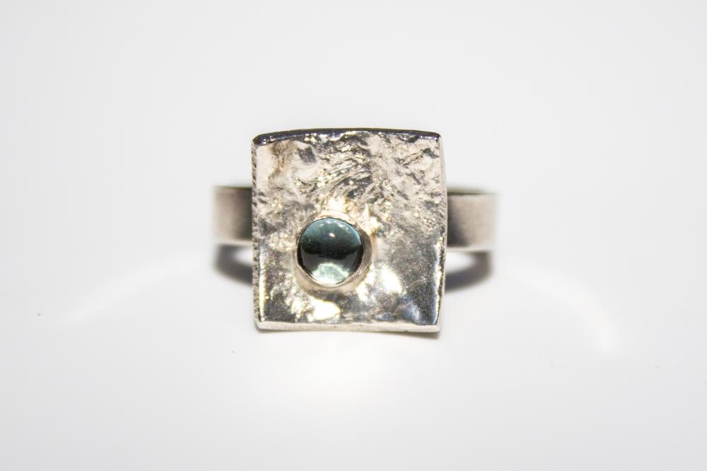 ring liquid silver BT 2