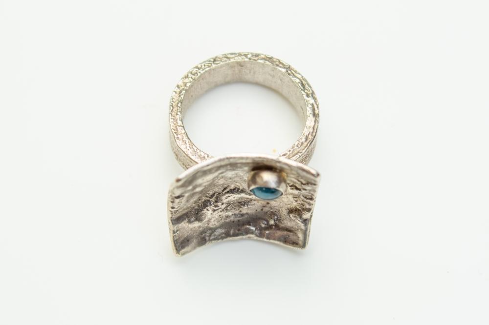 ring liquid silver BT 4