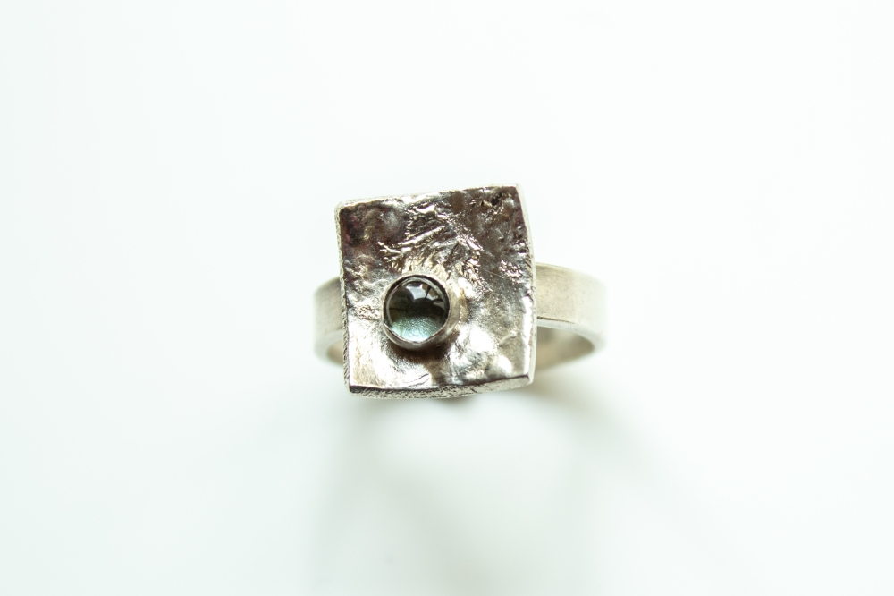 ring liquid silver BT small 5