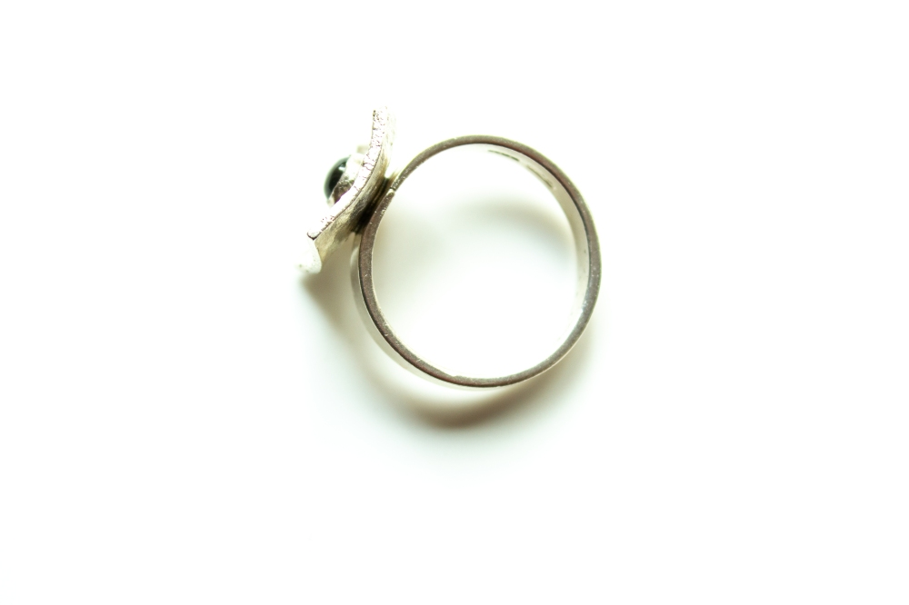 ring liquid silver BT small 7