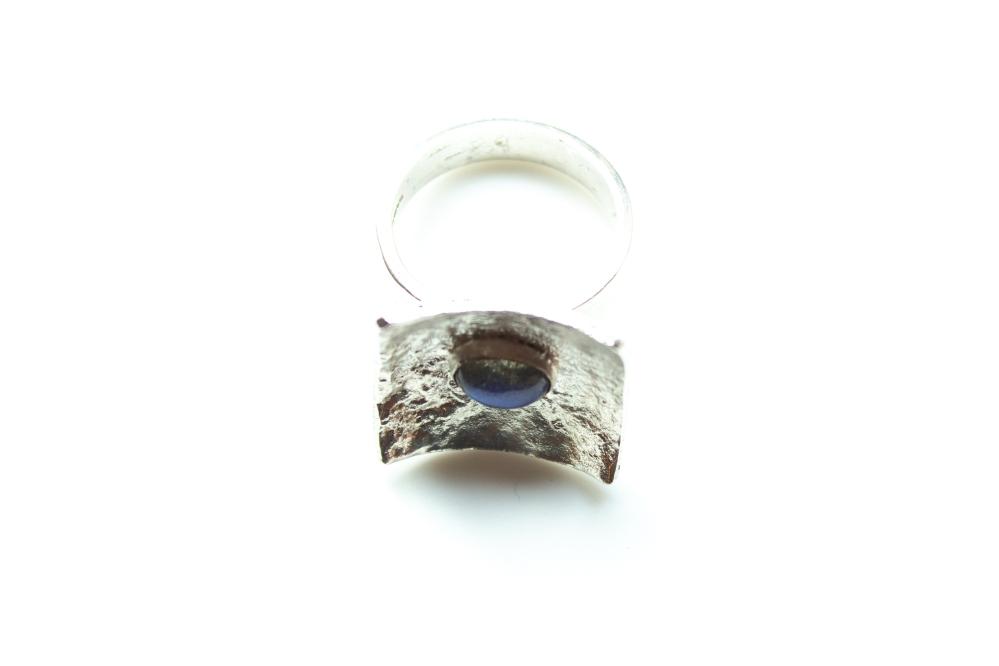ring liquid silver labradorite 4