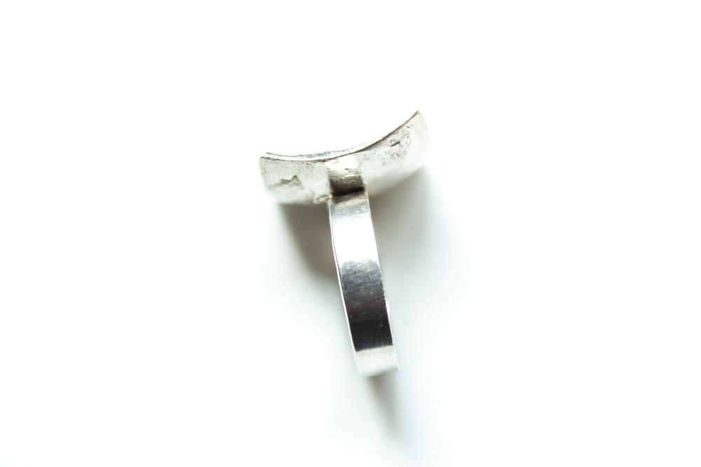 ring liquid silver labradorite 5