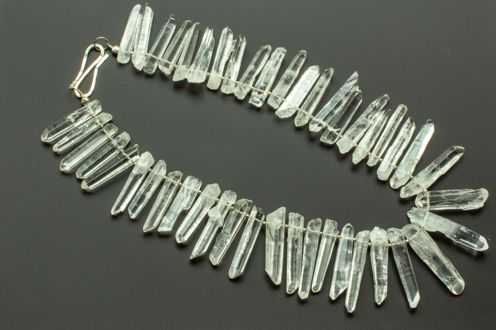 necklace icicles 2