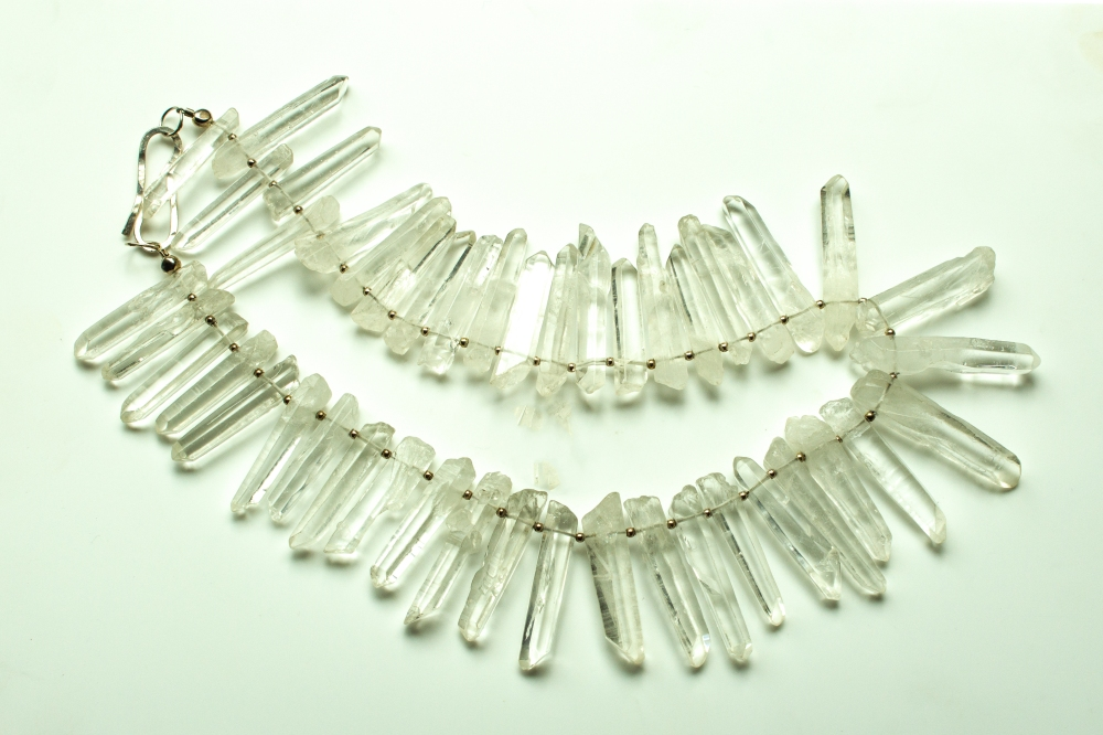 necklace icicles 3