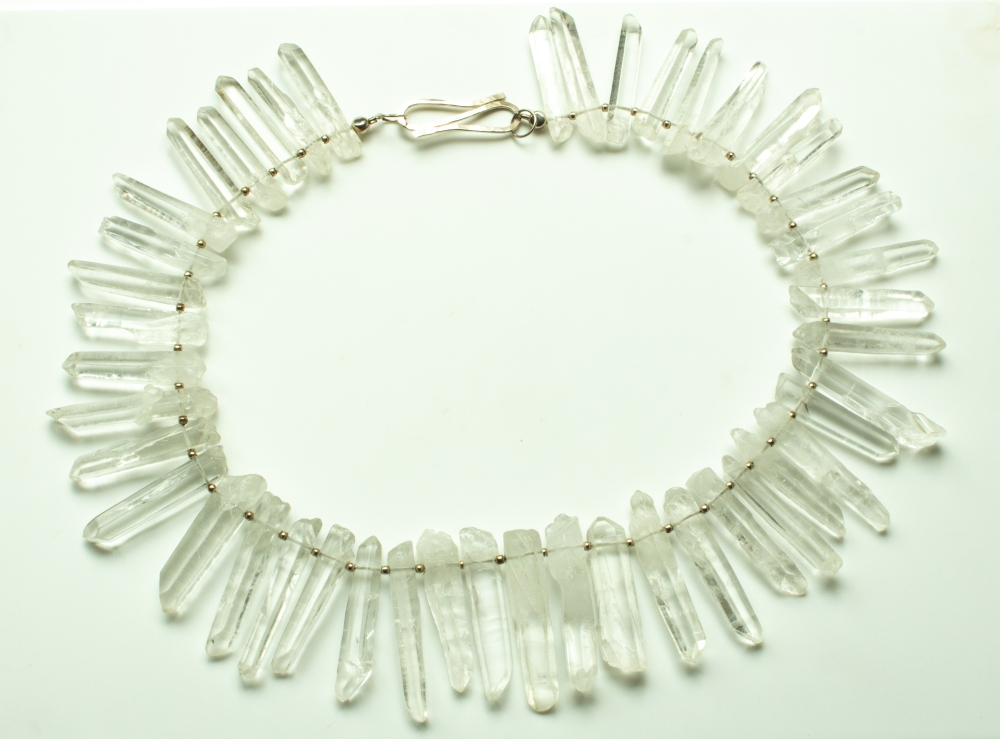 necklace icicles 4
